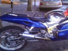 Image of a 2005 Suzuki Hayabusa