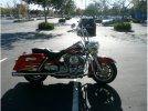 Image of a 2006 Harley Davidson Road King CUSTOM Sport Touring