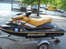 Image of a 2006 SeaDoo RXP