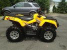 Image of a 2007 Bombardier OUTLANDER XT650 EFI CAN AM