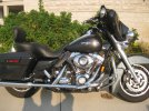 Image of a 2008 Harley Davidson Touring