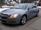 Image of a 2009 Chevrolet malibu lt