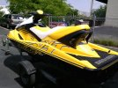 Image of a 2009 SeaDoo RXT