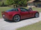 Image of a 2010 Chevrolet corvette