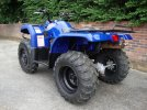 Image of a 2011 Yamaha Grizzly ATV