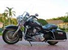 Image of a 2013 Harley Davidson FLHR ROAD KING TOURING